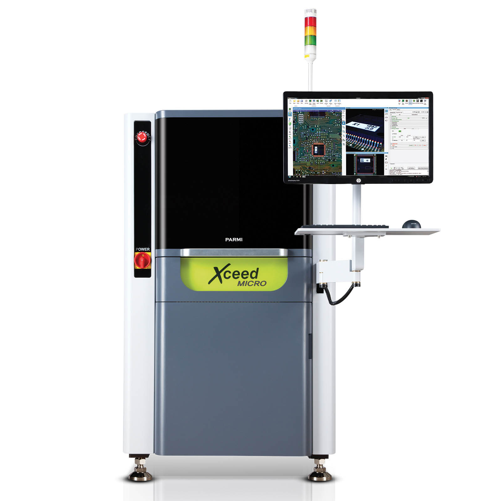 Xceed MICRO inspection semiconducteurs