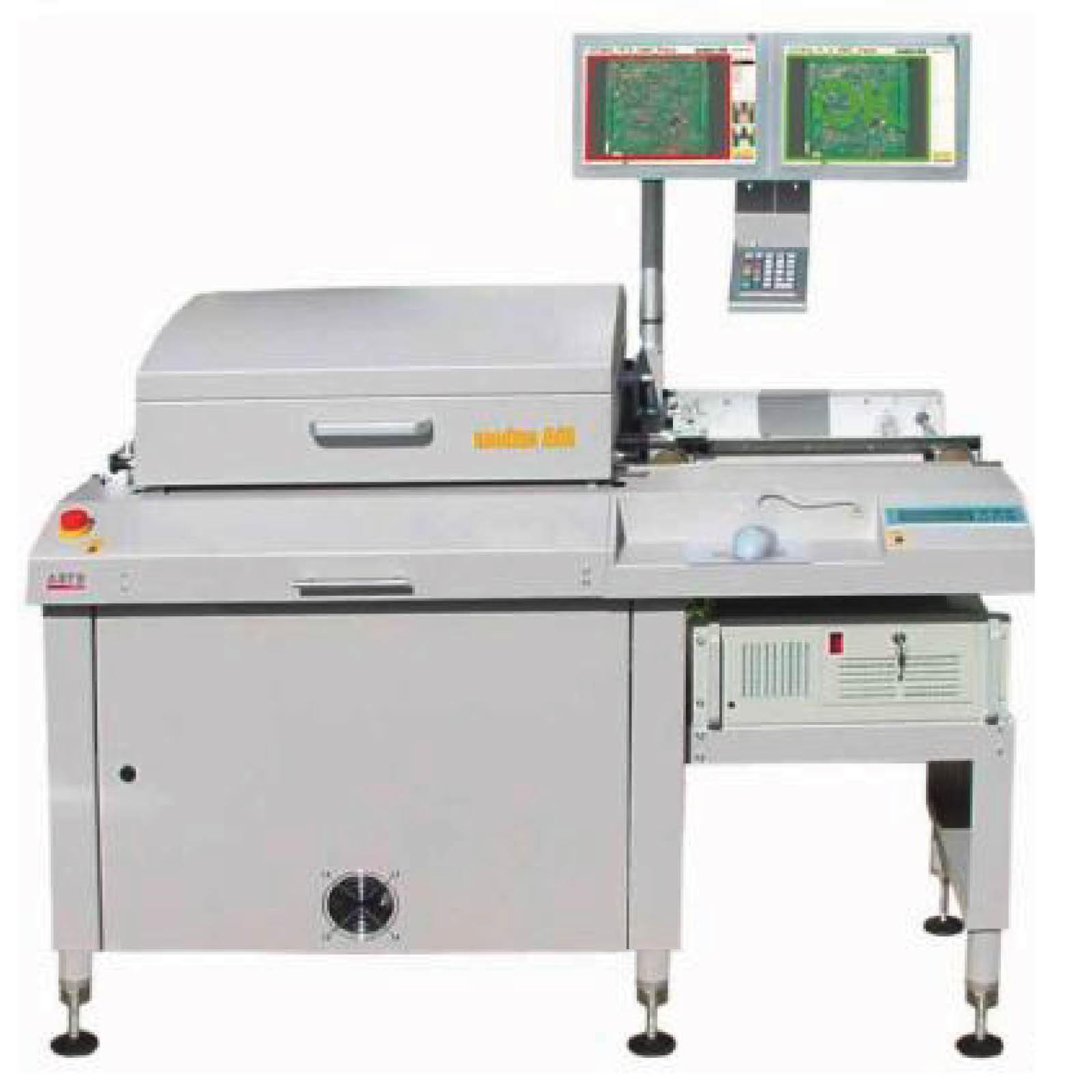 AOI 1200-IDA-UV inspection